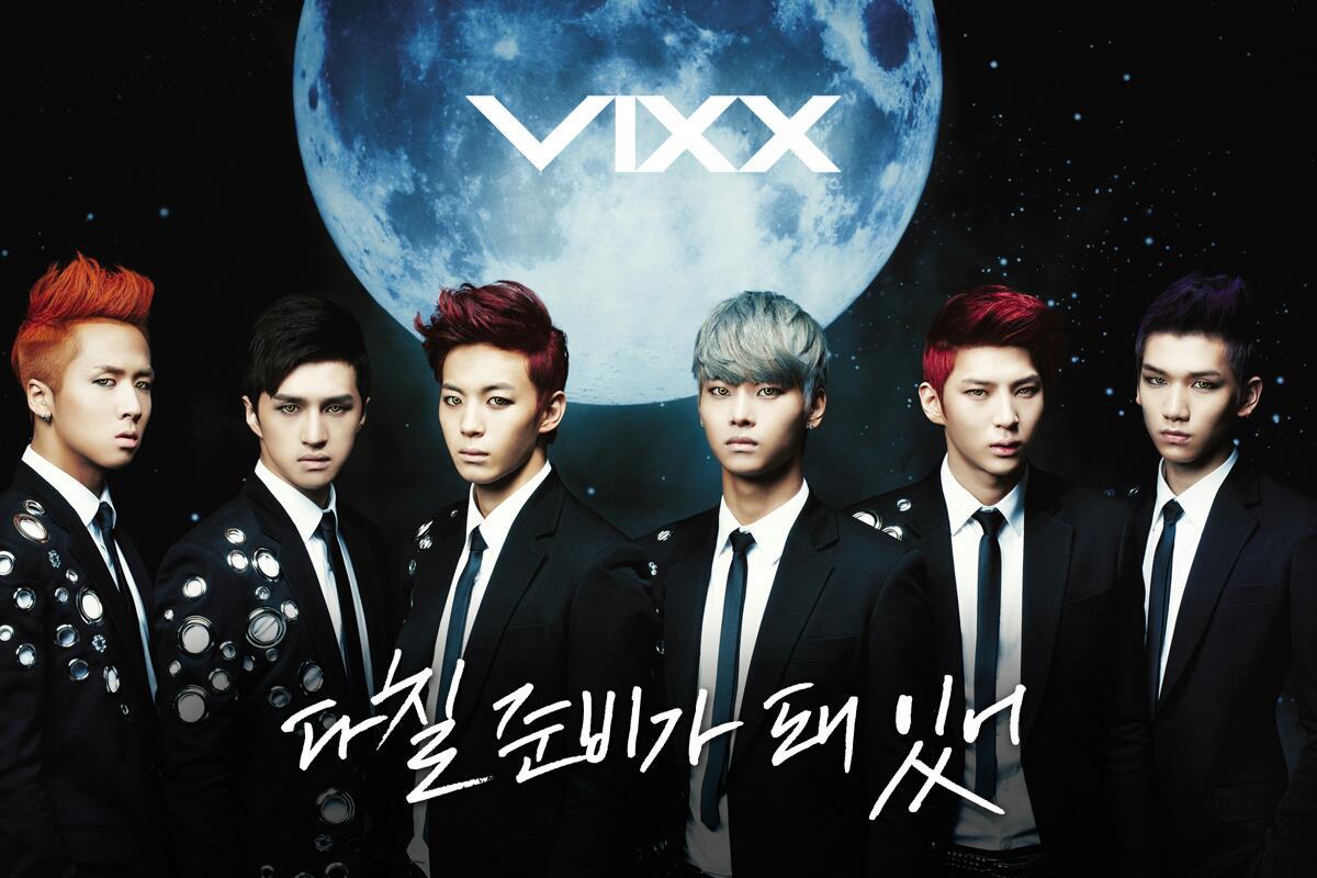 VIXX kiseki